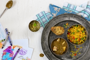 fish thali